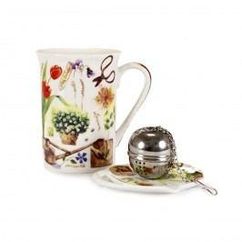 Garden 3dílná čajová sada