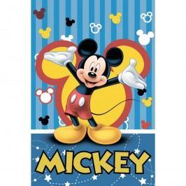 Jerry Fabrics Dětská fleece deka Mickey 2016, 100 x 150 cm