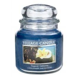 Village Candle Vonná svíčka, Víkend v tropech - Tropical Getaway, 397 g, 397 g