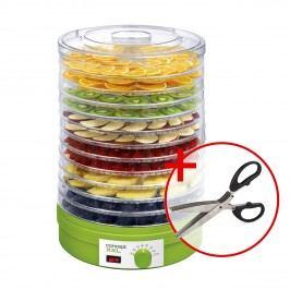 Concept SO-1025 XXL sušička ovoce dárek nůžky na na bylinky