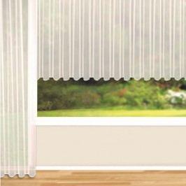 Záclona Smooth, 300 x 125 cm