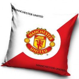 TipTrade polštářek Manchester United Duo, 40 x 40 cm