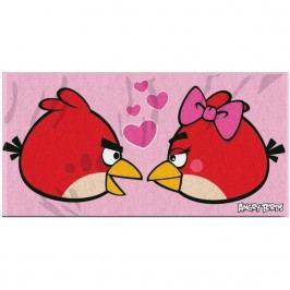 Jerry Fabrics Osuška Angry Birds 085, 70 x 140 cm