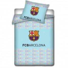 Tip Trade Dětské povlečení do postýlky FC Barcelona light, 100 x 130 cm, 40 x 60 cm