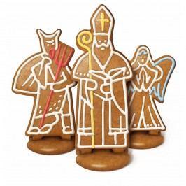 Perníkový Mikuláš, anděl a čert Tescoma DELÍCIA, souprava vykrajovátek
