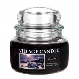 Village Candle Vonná svíčka ve skle, Tajemný Obsidián – Obsidian, 269 g