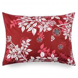 Povlak na polštář Molly červená, 70 x 90 cm