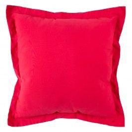 BO-MA Povlak na polštářek Elle červená, 45 x 45 cm,