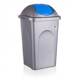Multipat odpadní koš 60 l modrá 5570156 vetro-plus, 60 l