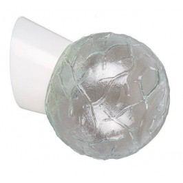 Nástěnné svítidlo Rabalux Grace 2432, bílá/sklo