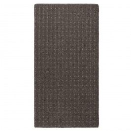 Vopi Kusový koberec Udinese hnědá, 80 x 150 cm