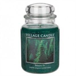Village Candle Vonná svíčka ve skle, Jedle - Balsam Fir, 645 g, 645 g