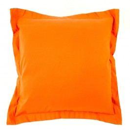 BO-MA Povlak na polštářek Elle oranžová, 45 x 45 cm,