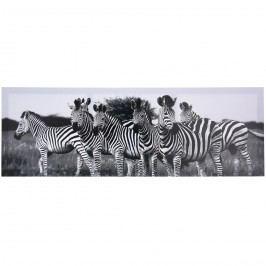 Obraz Zebra 30 x 90 cm