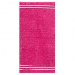 Cawö Frottier ručník Raspberry, 50 x 100 cm