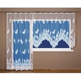 záclona Renata, 350 x 175 cm + 200 x 250 cm