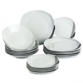 Trinity sada talířů, 18 ks