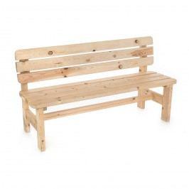 Lavice 37PIVO3L Rožmberk dřevo