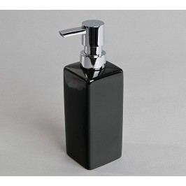 Dávkovač mýdla, černý