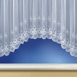 Záclona Doris oblouk, 450 x 145 cm