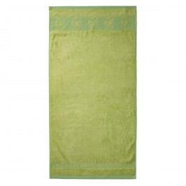 Jahu ručník bambus Ankara zelená, 50 x 100 cm