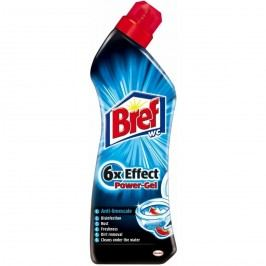 Bref 6x Effect Power Gel vodní kámen, 750 ml,