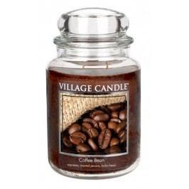 Village Candle Vonná svíčka ve skle, Zrnková káva - Coffee bean, 645 g, 645 g