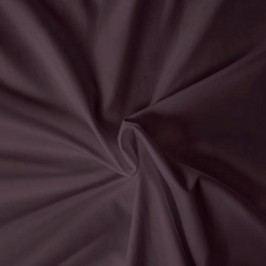 prostěradlo satén tmavě hnědé , 160 x 200 cm