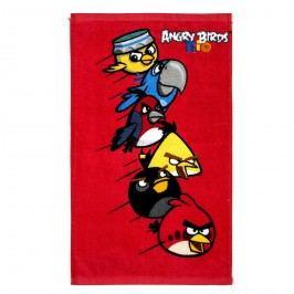 Tip Trade Dětský ručník Angry Birds Red, 30 x 50 cm
