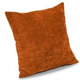 Povlak na polštářek Riga oranžová, 40 x 40 cm,