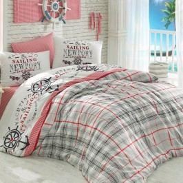 Bedtex povlečení bavlna Jachting, 140 x 220 cm, 70 x 90 cm