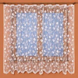 záclona Zora, 350 x 175 cm + 200 x 250 cm, 350 x 175 cm + 200 x 250 cm