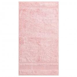 Bade Home Ručník Bamboo růžová, 50 x 90 cm