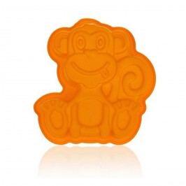 Culinaria Orange silikonová forma opice