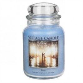 Village Candle Vonná svíčka ve skle, Déšť - Rain, 645 g, 645 g