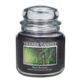 Village Candle Vonná svíčka ve skle, Bambus - Black Bamboo, 397 g, 397 g