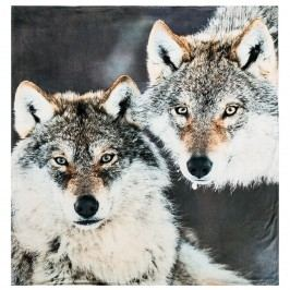 Koopman Deka Home & styling Wolfs, 140 x 160 cm