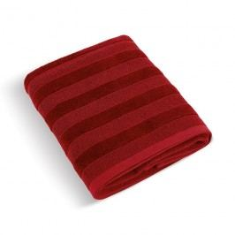 Bellatex Ručník Luxie červená, 50 x 100 cm