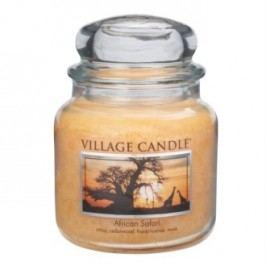 Village Candle Vonná svíčka ve skle, Africké Safari - African Safari, 397 g, 397 g