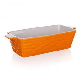 Culinaria Orange zapékací forma obdélník, 29,5x12,5cm