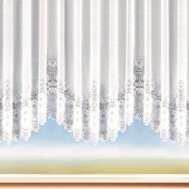 Záclona Bellamy oblouk, 450 x 145 cm