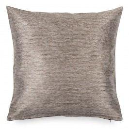 povlak na polštářek Maren hnědá, 50 x 50 cm