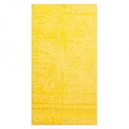 Bade HomeOsuška Bamboo žlutá, 70 x 140 cm