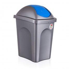 Koš odpadní Multipat, modrá, 30 l