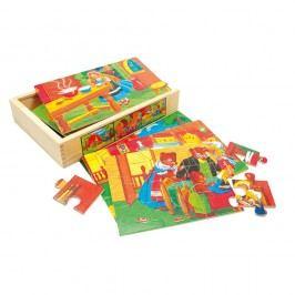 Bino Puzzle v krabičce - pohádka