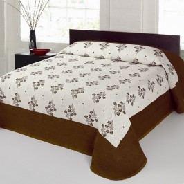 Přehoz na postel Bela béžová
