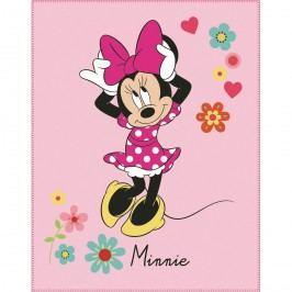 CTI dětská deka Minnie Liberty 110x140