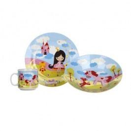 Little Princes 3dílná dětská sada