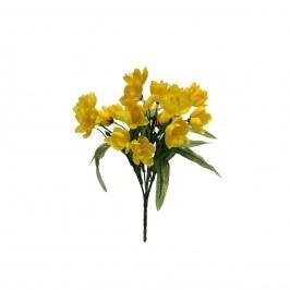 Umělá květina krokus, sada 5 ks