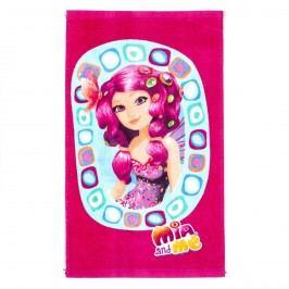Tip Trade Dětský ručník Mia and Me Víla, 30 x 50 cm